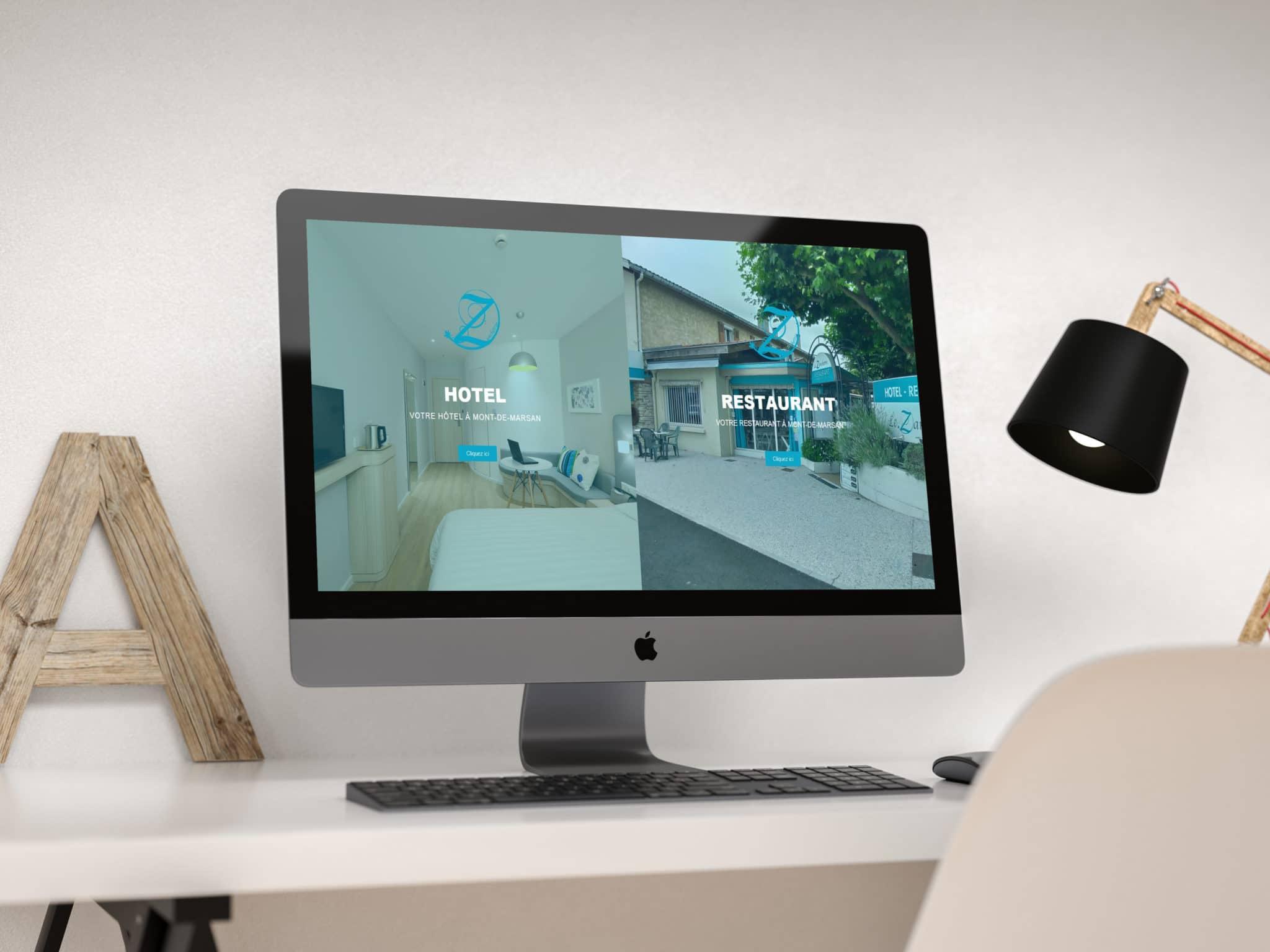 Free Modern iMac Pro Mockup by Anthony Boyd Graphics