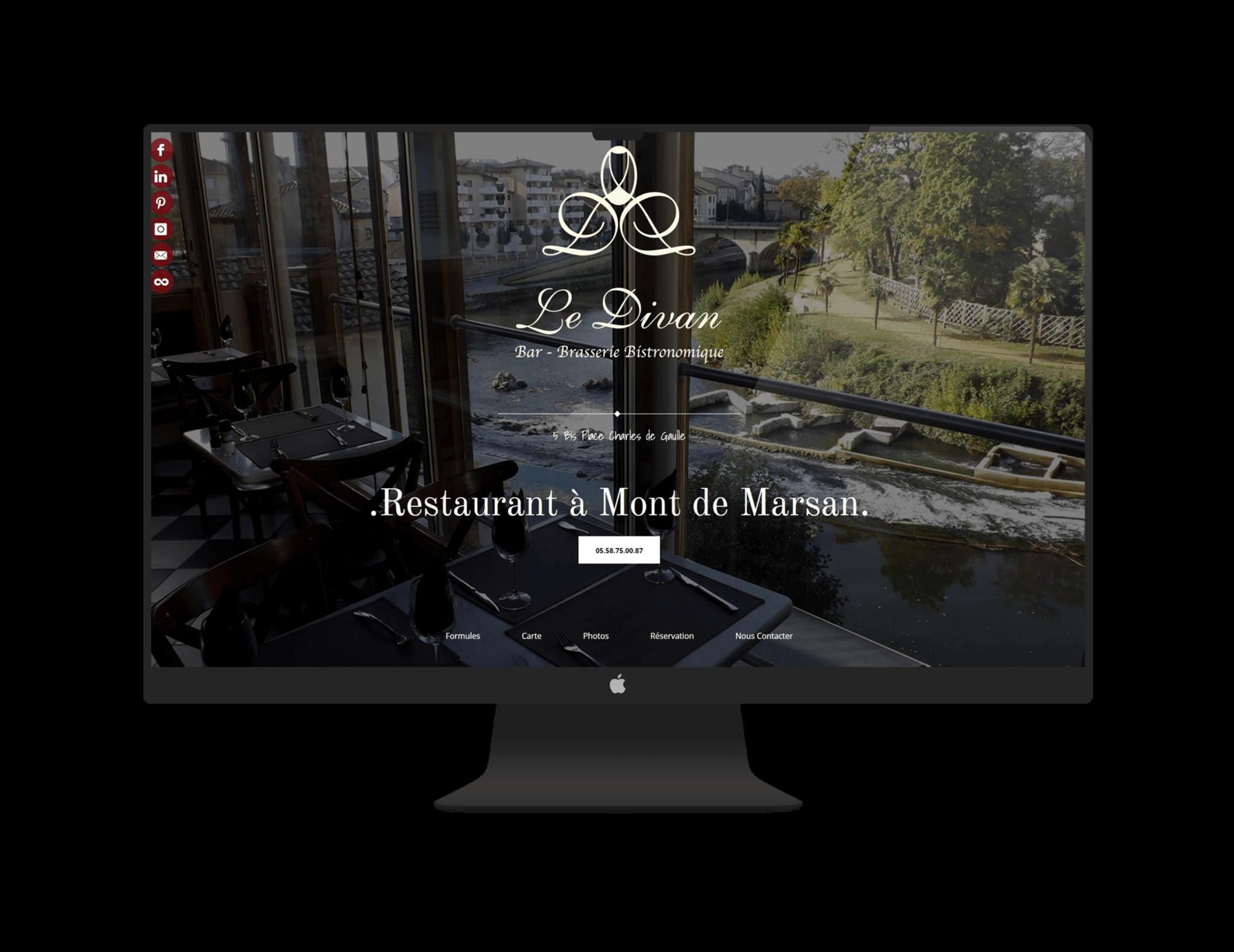 agence-creation-site-graphics-landes-aquitaine-mont-de-marsan-vitrine-restaurant-brasserie-dax-bayonne-capbreton-hossegor-biarritz