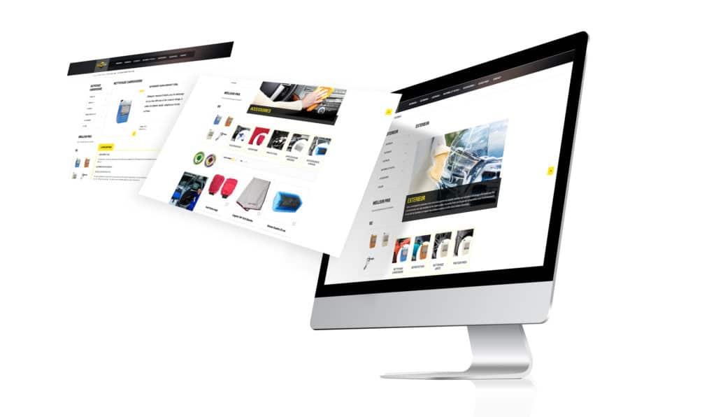 Agence Graphics création de sites vitrines et e-commerce sur dax, mont-de-marsan, bayonne, pau