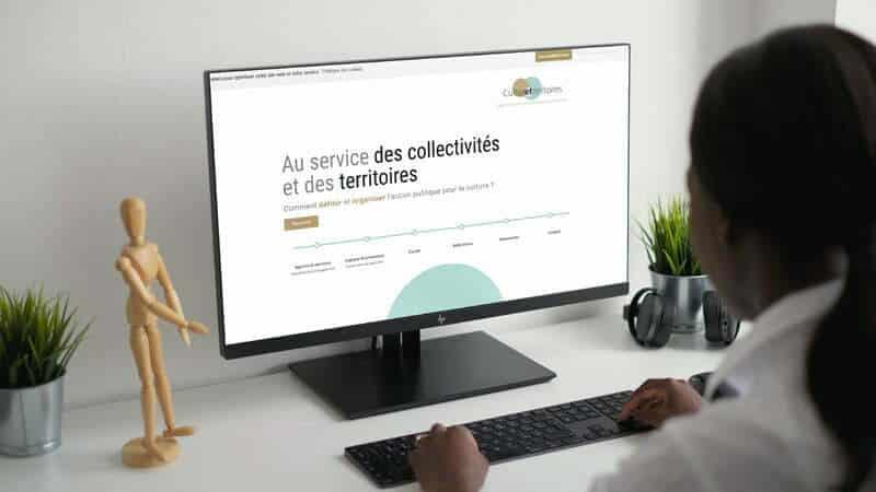 AGENCE GRAPHICS Communication création site internet vitrine Biscarrosse Landes
